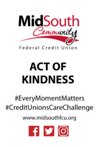 CUs Care Challenge sharing card